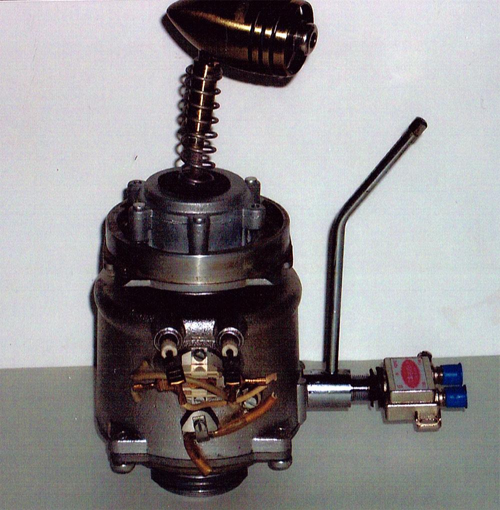 Mars expeditie - Luchtmeter robo